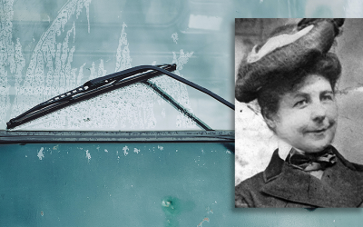 Mary Anderson: Inventor of the Windshield Wiper